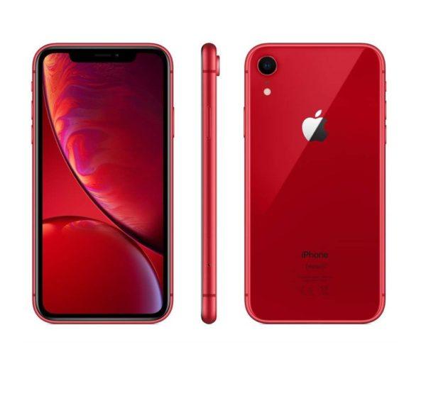 iPhone XR Red по самой выгодной цене