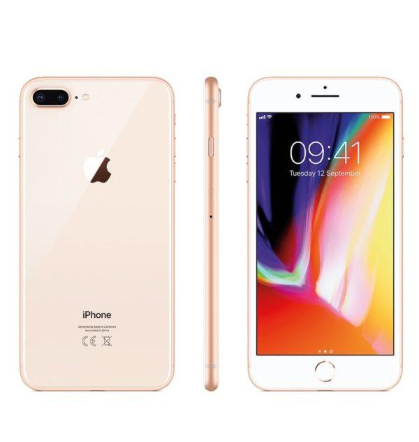 iPhone 8 PLUS gold по самым выгодным ценам