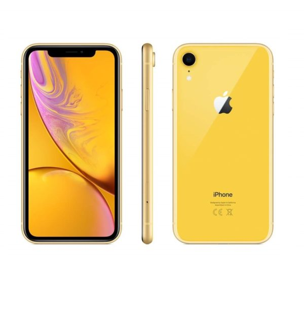 iPhone XR White yellow по самым выгодным ценам