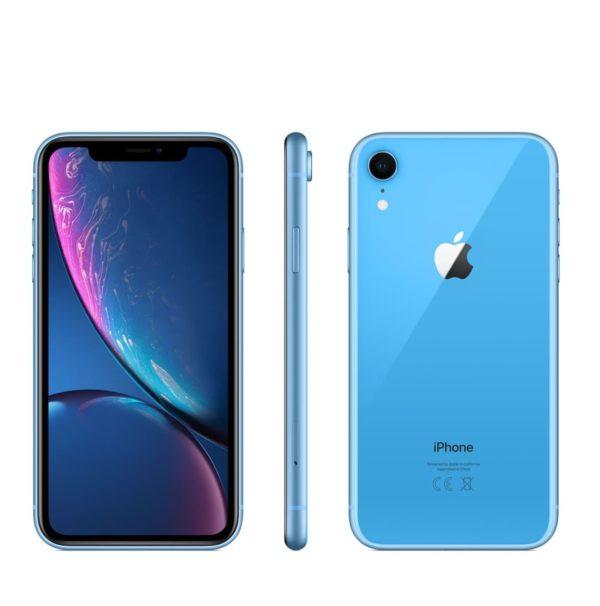 iPhone XR Blue самые выгодные цены