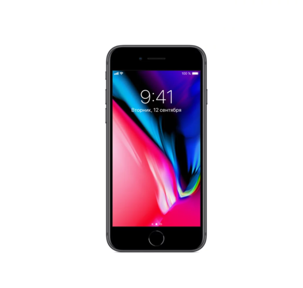 iPhone 8 blak купить по выгодной цене спб