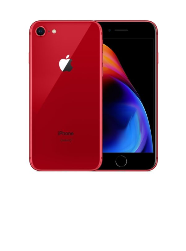 iPhone 8 red по самым низким ценам спб