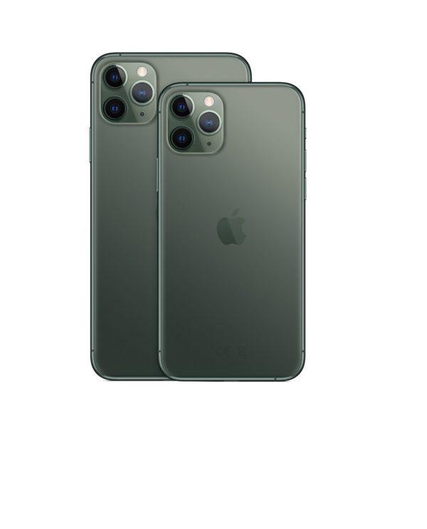 iPhone 11 PRO MAX midnight green по самым низким ценам