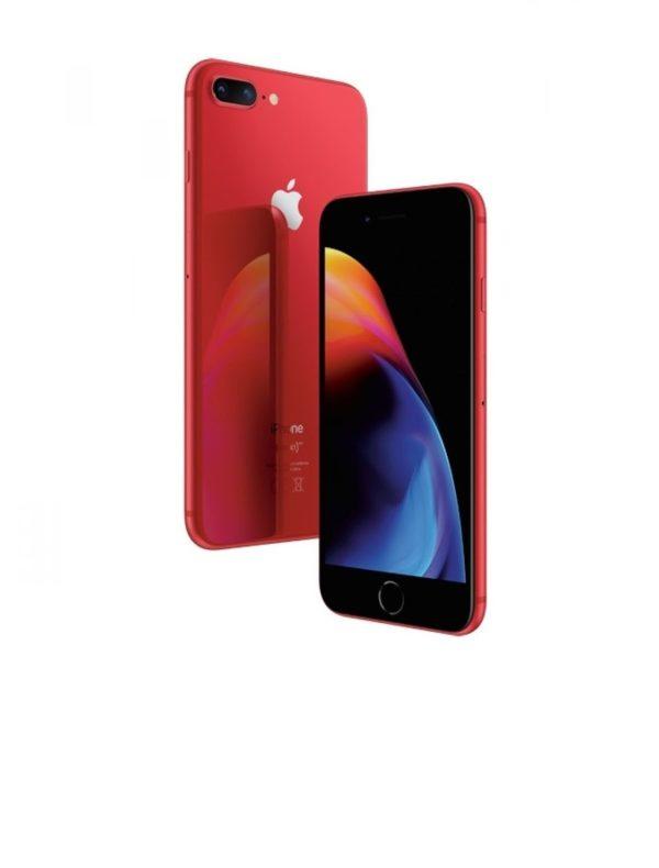 iPhone 8 PLUS red купить