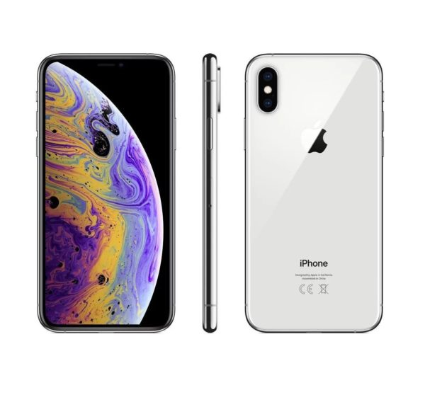 iPhone XS Silver купить по выгодной цене