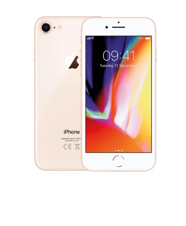 iPhone 8 Gold по самой выгодной цене спб