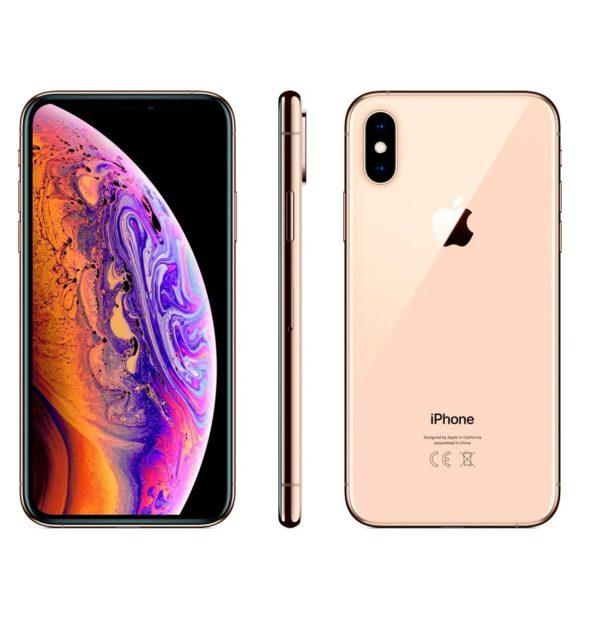 iPhone XS Gold по выгодным ценам