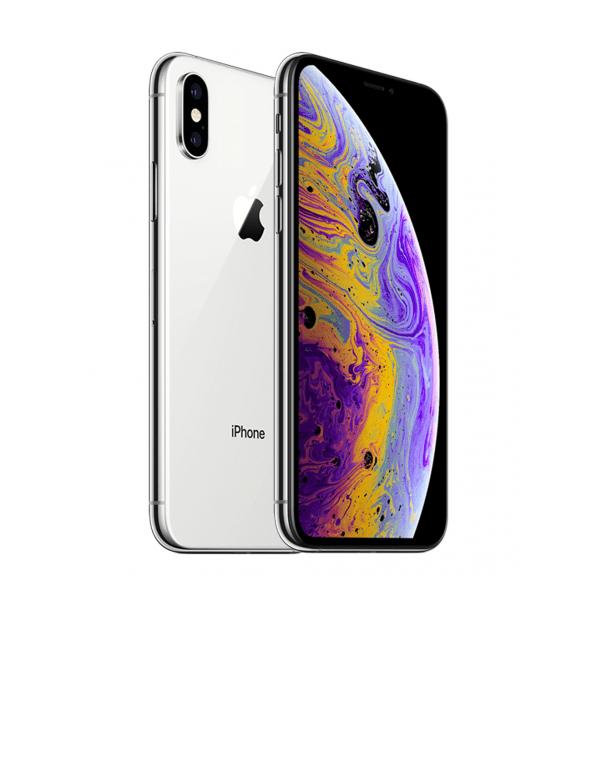 iPhone XS Silver по самой выгодной цене