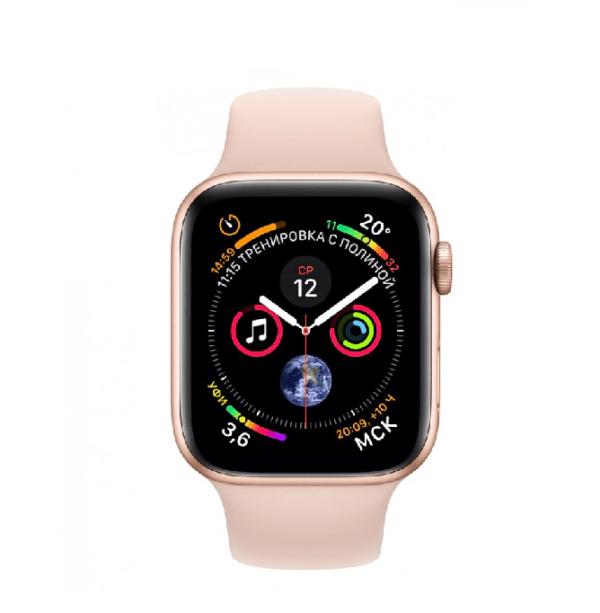 Apple Watch Series 4 купить спб
