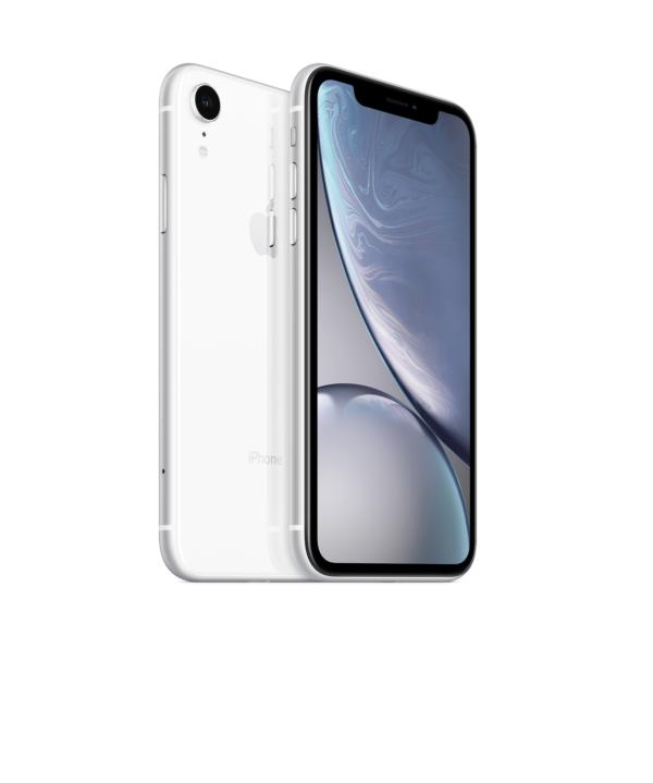 iPhone XR White по самой выгодной цене
