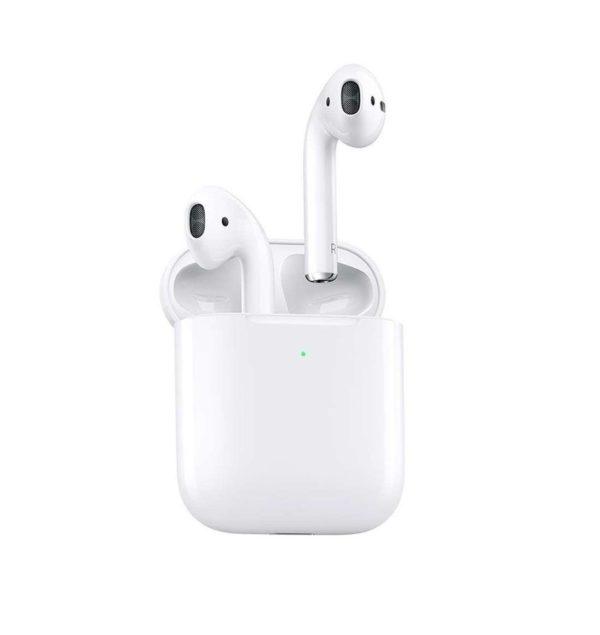 Наушники Apple AirPods 2 купить по выгодной цене
