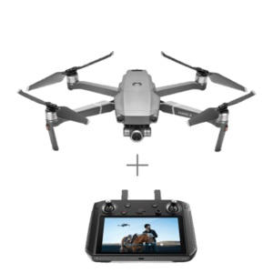 Квадрокоптер DJI Mavic 2 Zoom + Пульт Smart Controller по самым выгодным ценам