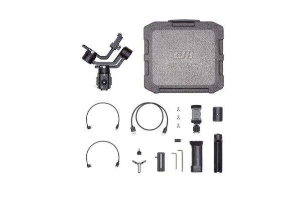 Ruchnoj stabilizator DJI Ronin SC1212212