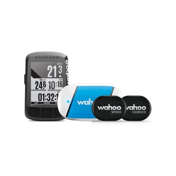 Велокомпьютер Wahoo ELEMNT BOLT GPS, беспроводной / Bundle (с датчиками) купить по выгодной цене