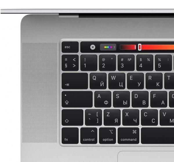 MacBook Pro 16 Retina Touch Bar MVVL2RU Silver (2,6 GHz Core i7, 16GB, 512GB, Radeon Pro 5300M) по самой выгодной цене