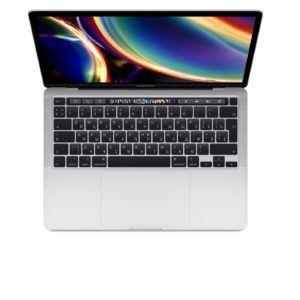 самые выгодные цены наMacBook Pro 13 Retina Touch Bar MWP72RU Silver (2,0GHz Core i5, 16GB, 512GB, Intel Iris Plus Graphics)